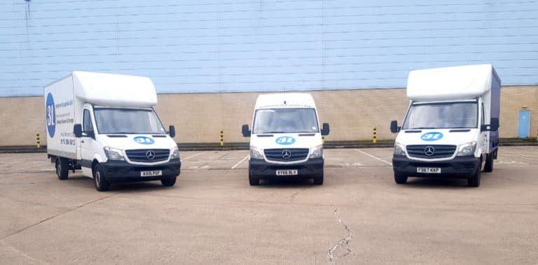 Some of our vehicles